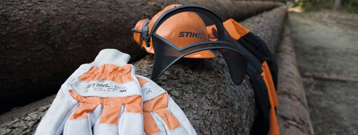 Лична защитна екипировка на STIHL