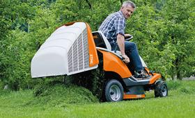 Трактори за косене