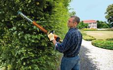 Уреди за поддръжка на живи плетове, храсти и дървесни насаждения