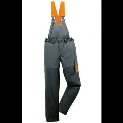 Защитен панталон за работа с храсторез