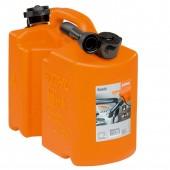 Комбинирана туба STIHL Standart оранжева,5+3л