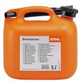 Туба за гориво STIHL, оранжева 5л